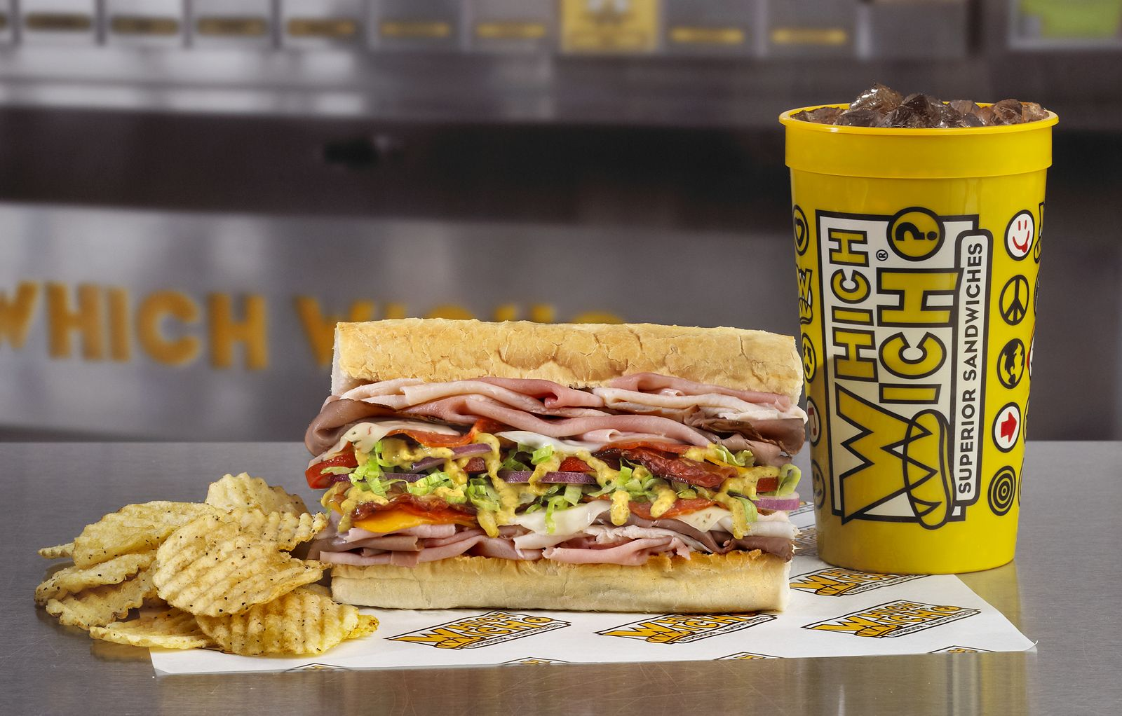 "Which Wich Superior Sandwiches Celebrates 15 Years with ""15 Days of Which Wich"" Promotion"
