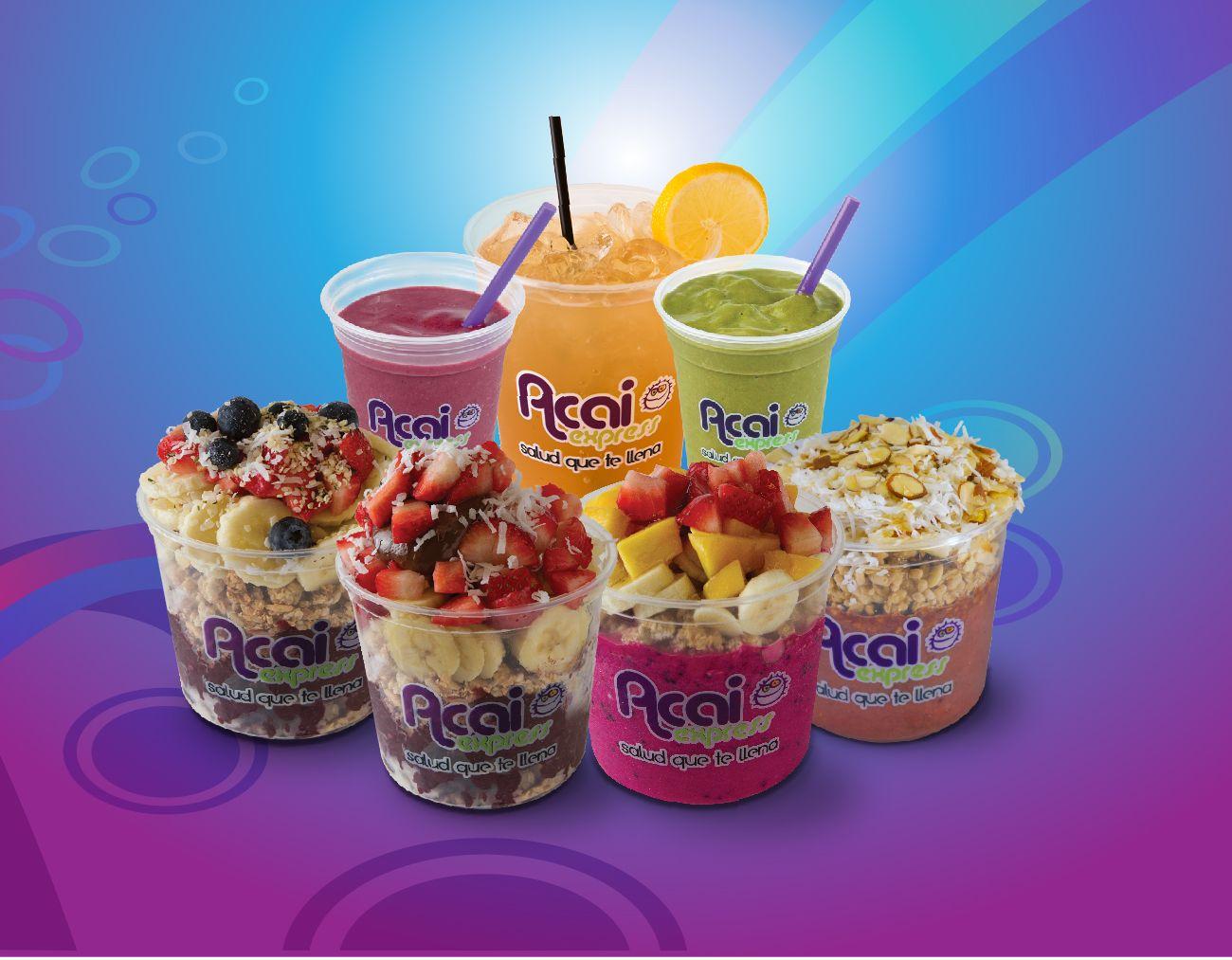 Acai Express Opens in Rockaway, New Jersey