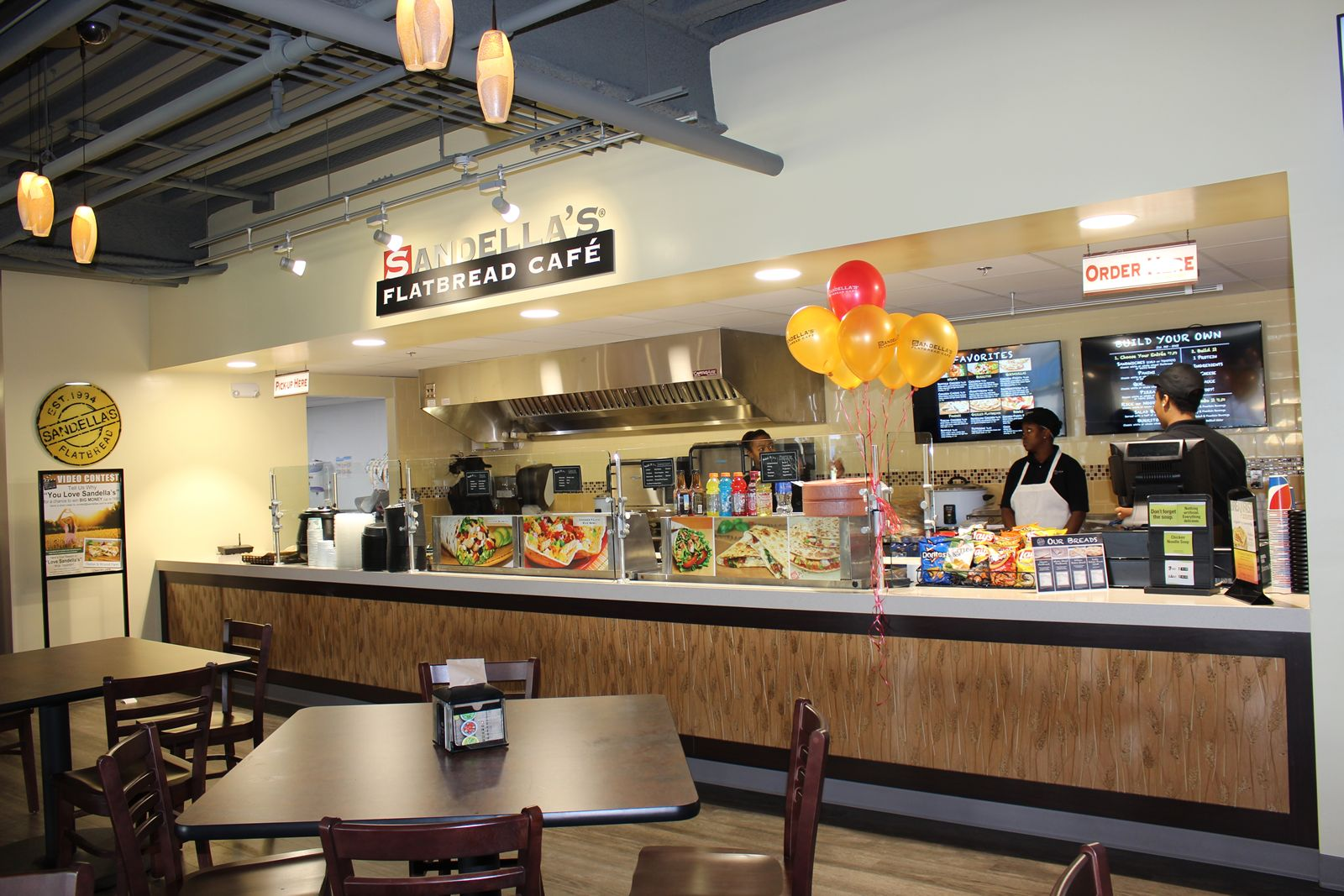 Diversity Food Brands Plans 2019 Expansion for Sandella's Flatbread Café