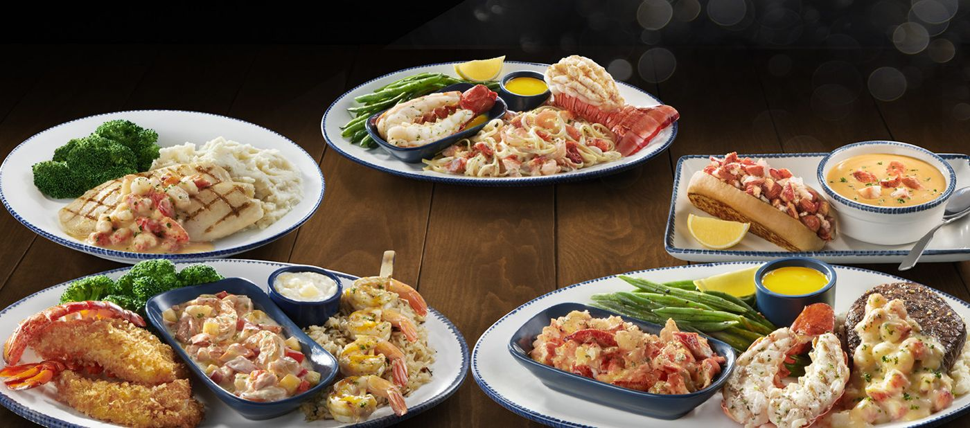 Wondrous Red Lobster Celebrates Everything Lobster With The Return Of Home Remodeling Inspirations Genioncuboardxyz
