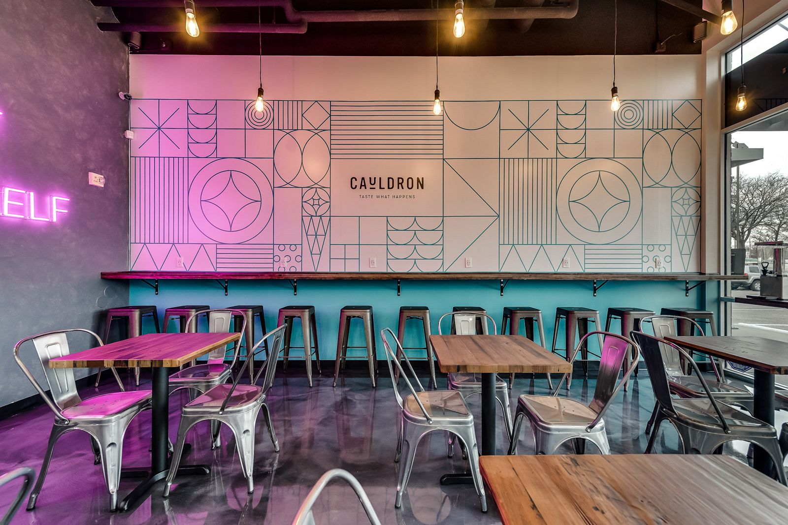 Cauldron Ice Cream Opening Its First Texas Location in Dallas