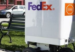 Pizza Hut Joins Forces With FedEx To Test The Future Of Pizza Delivery