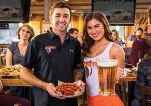 Race Fans Have More to Celebrate in 2019 at Hooters with Special Race Day Offers