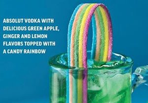 Applebee's New $2 ABSOLUT Rainbow Punch is Made with Vodka and Tastes Like Spring