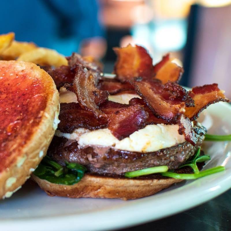 Bad Daddy's Burger Bar is the G.O.A.T with New Goat Cheese Burger