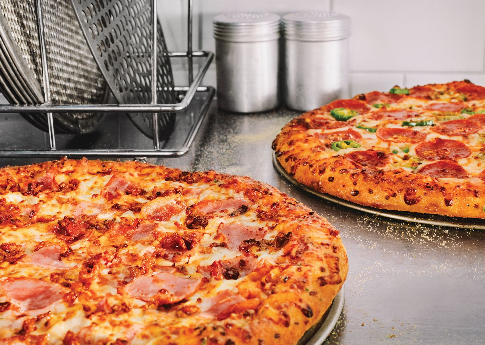 Basketball Fans Can Score Big With 50 Percent Off Domino's Pizza