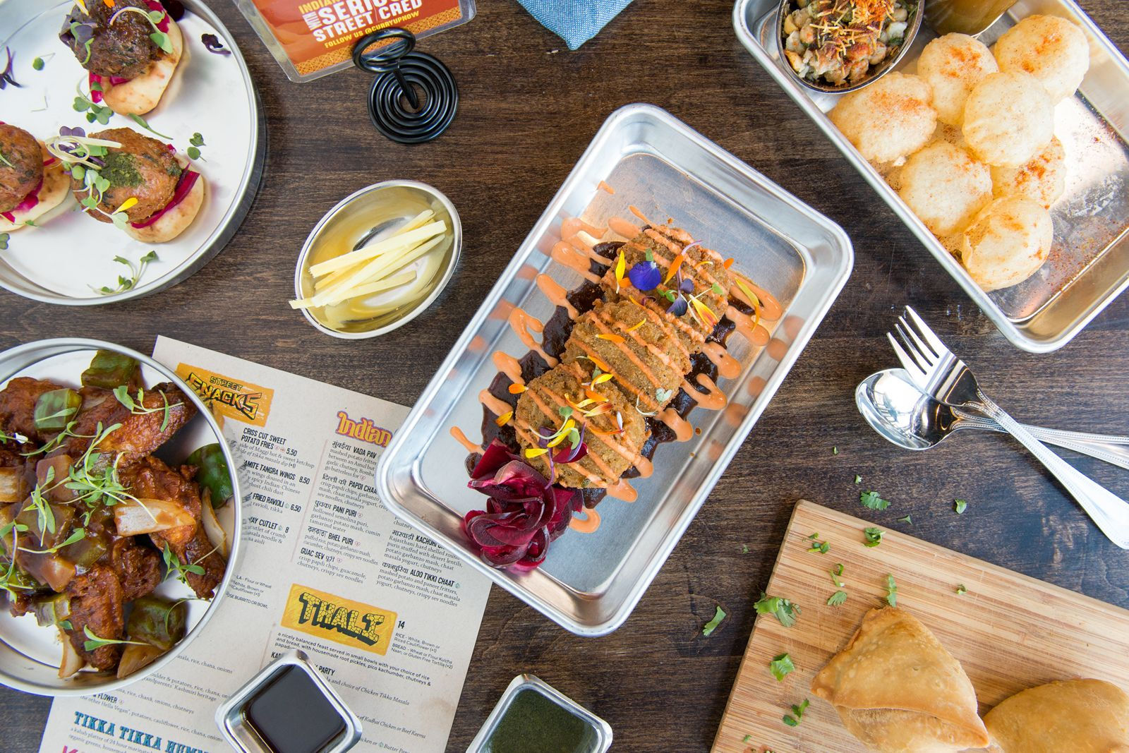 Curry Up Now, the nation's largest and fastest growing Indian fast casual chain, has secured its first restaurant location in Salt Lake City, Utah at The Shops at Fort Union. The restaurant is slated to open in late Fall of this year.