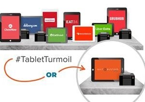 Digital Diner Solves Tablet Turmoil