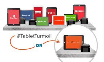 Digital Diner Solves Tablet Turmoil