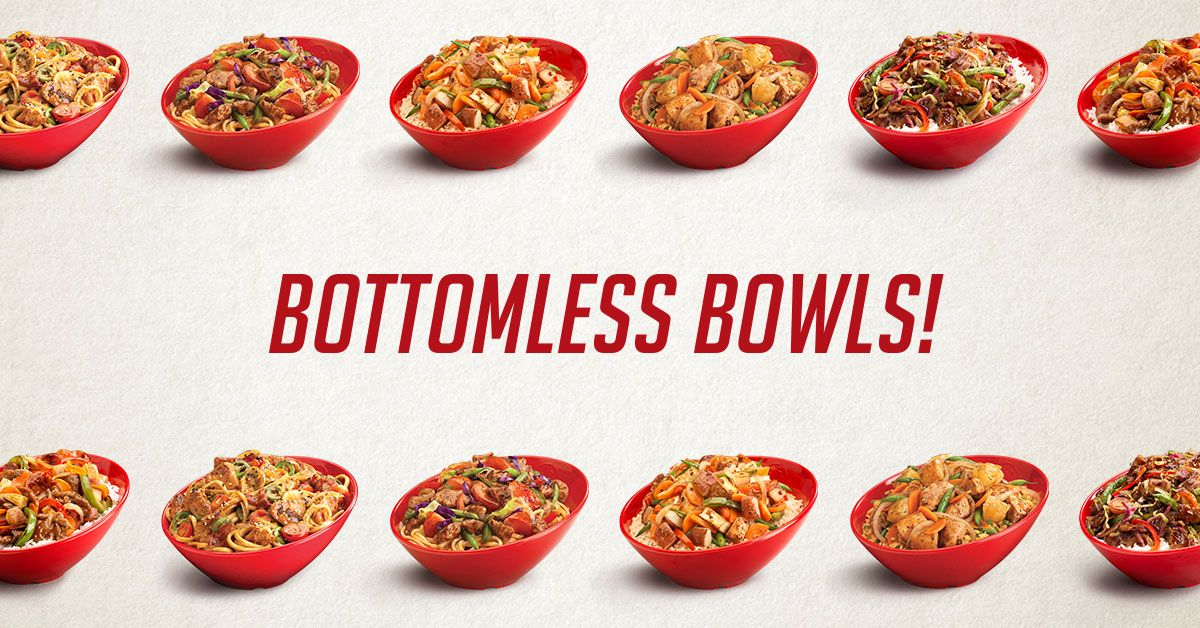 Genghis Grill Invites Guests to Get Creative with Bottomless Bowls