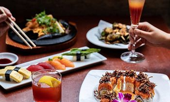 Kabuki Japanese Restaurant at the Toyota Music Factory Introduces New Food and Beverage Menus