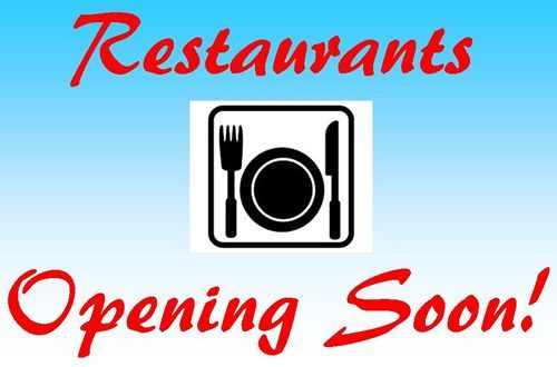 Restaurant Vendors Find New Leads for Restaurants Opening Soon