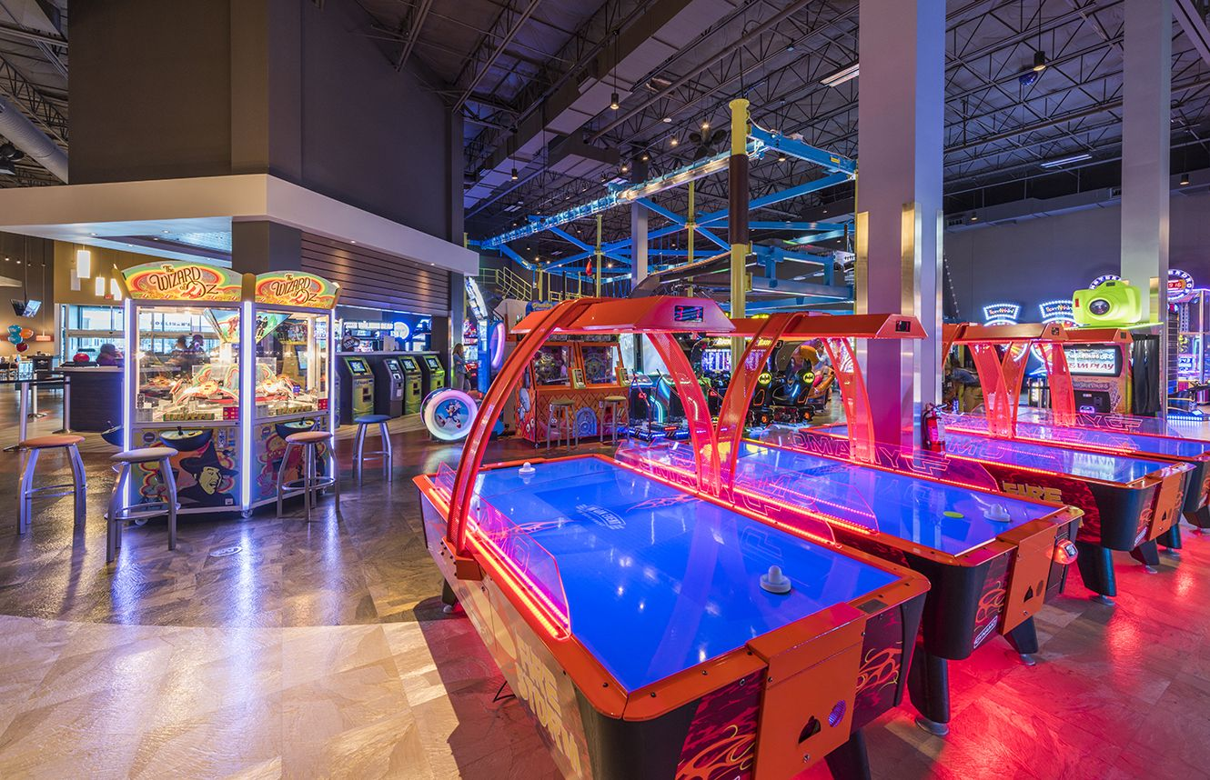 Spring into FUN at Main Event Entertainment