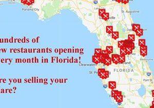 Vendors Let Flhip.com Help You Get in the Door First of New Restaurants Opening in Florida!