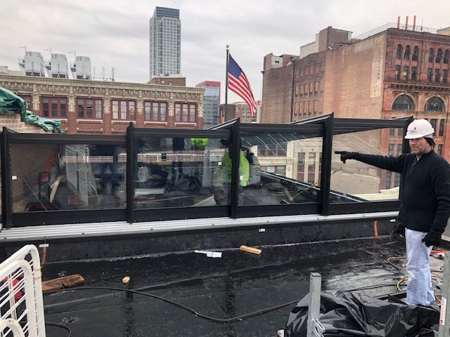 Roll-A-Cover's New Retractable Roof Systems Across the Country