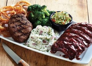 Have Mercy! The Temperature Is Rising at Applebee's with the Return of Bigger, Bolder Grill Combos