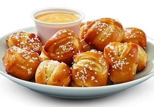 Toppers Pizza Launches Pretzel Bites to Expand Its 'Pick Any 2 or More' $5.99 Value Menu