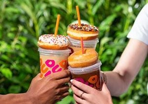 Dunk Out, America: Take A Break On National Donut Day With A Free Donut From Dunkin'