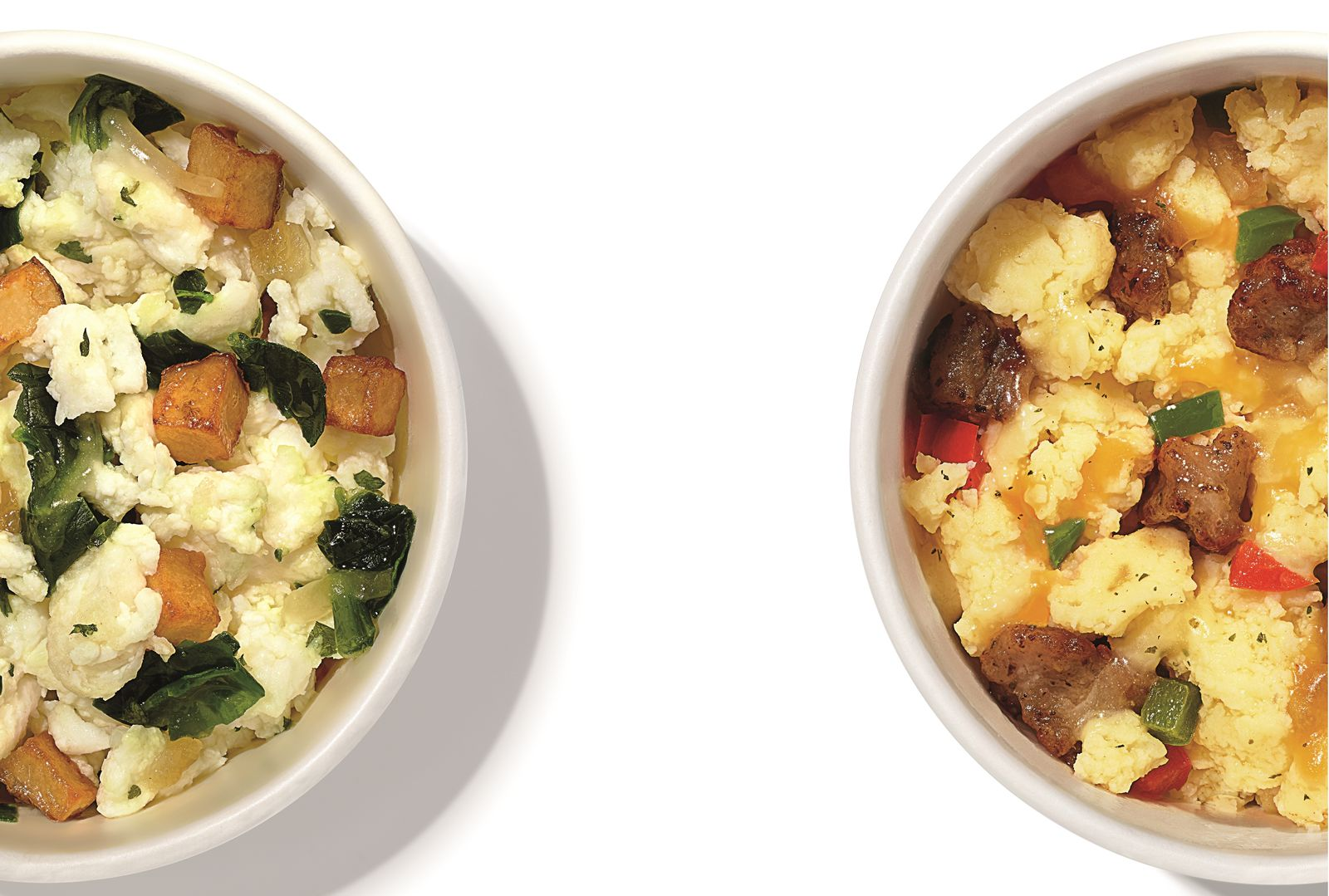 Dunkin' Further Powers Up its Menu with Two New Dunkin' Bowls - Sausage Scramble Bowl and Egg White Bowl