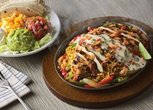 Get Ready For Fajitas Like You've Never Seen Before With Applebee's New Loaded Fajitas