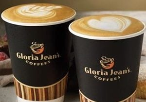 Gloria Jean's Coffees Celebrates 40 Years of Flavor Roasted Beans