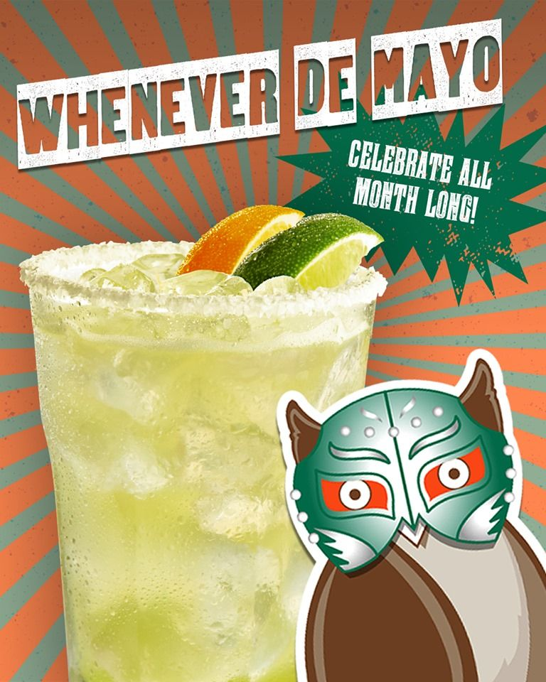 """Hooters Celebrates """"Whenever De Mayo"""" with Launch of New Muy Macho and Chipotle Adobo Wing Sauces"""