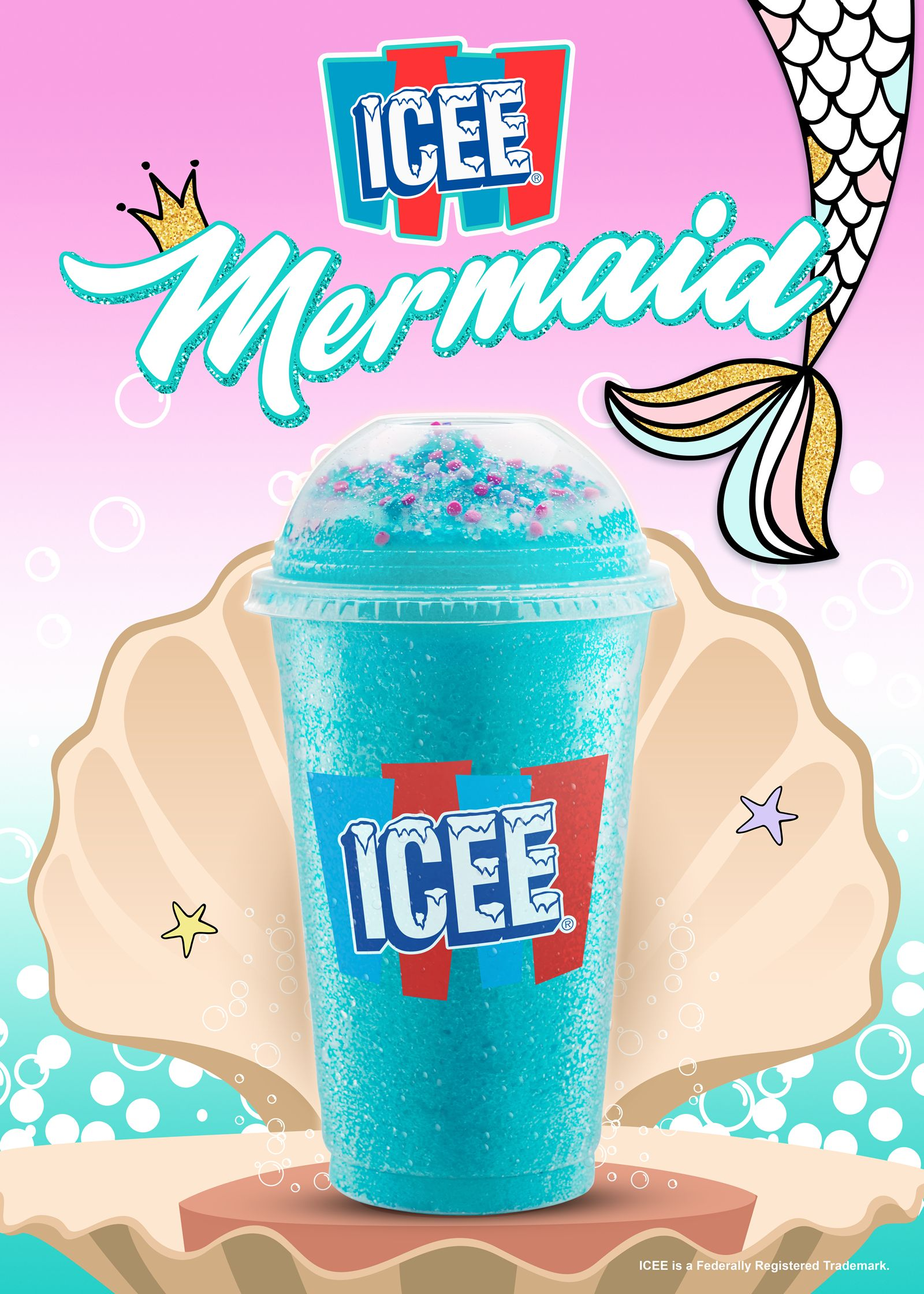 Dive Into Summer with Refreshing Mermaid and Watermelon Lemonade ICEEs
