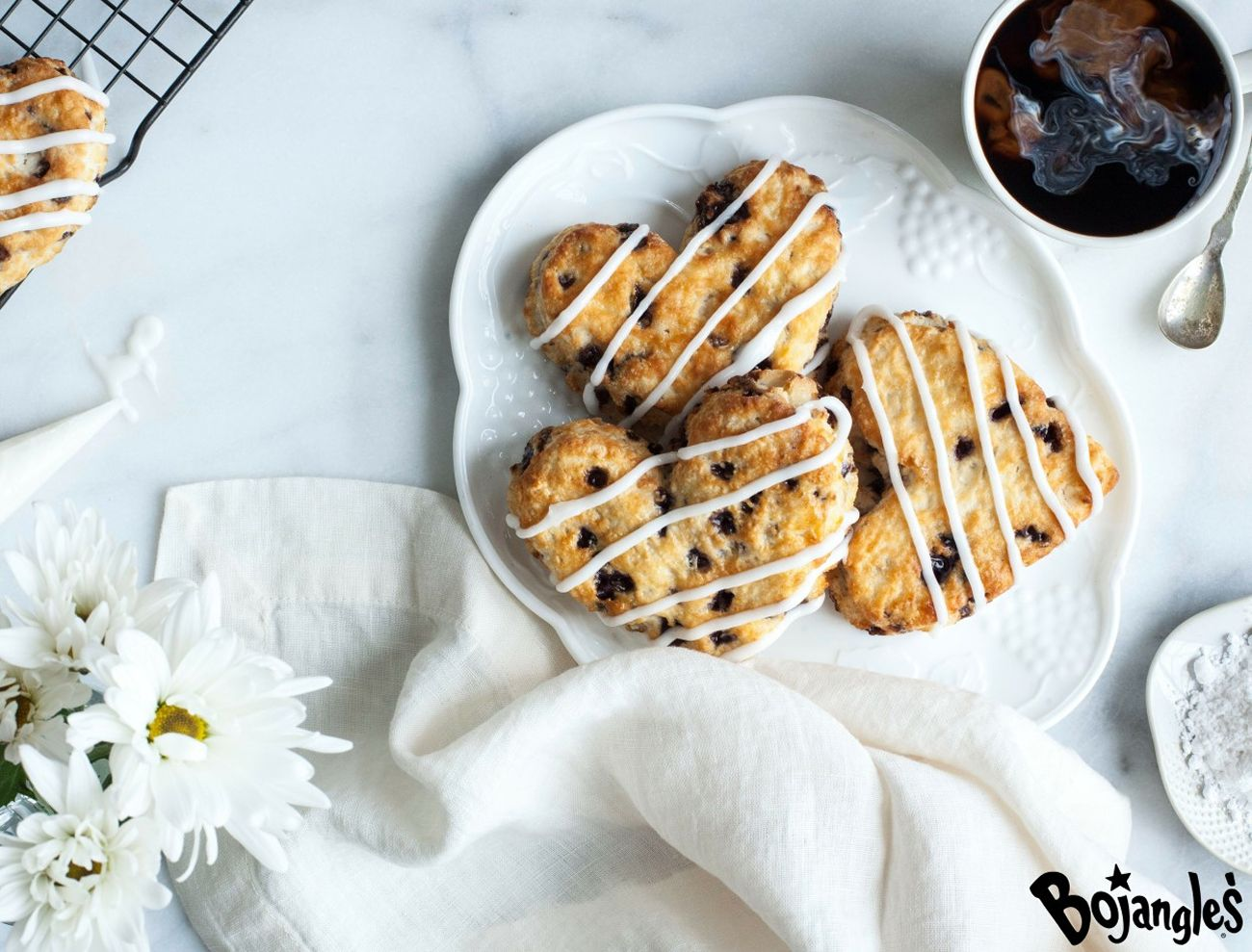 Make it a Magical Mother's Day with Bojangles' Heart-Shaped Bo-Berry Biscuits