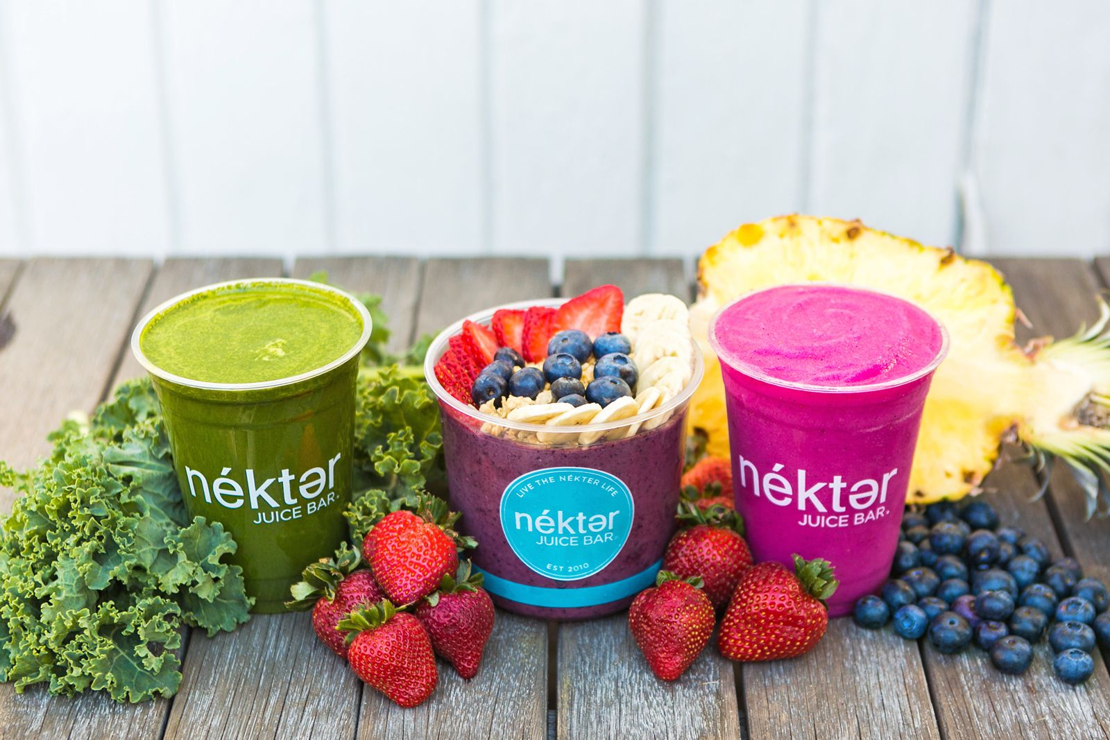 Nékter Juice Bar Accelerates Nationwide Expansion, Brings Home Three Major Awards