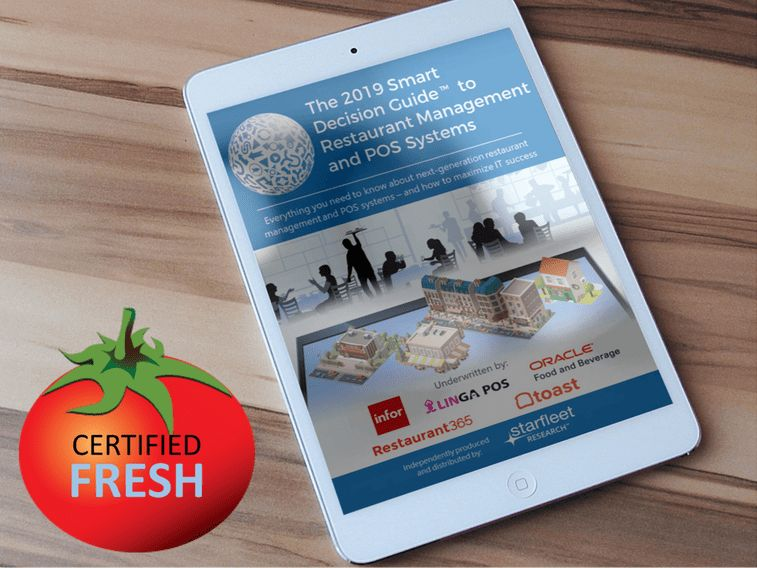 Now on the Menu: The 2019 Know-It-All Guide to Restaurant Technology