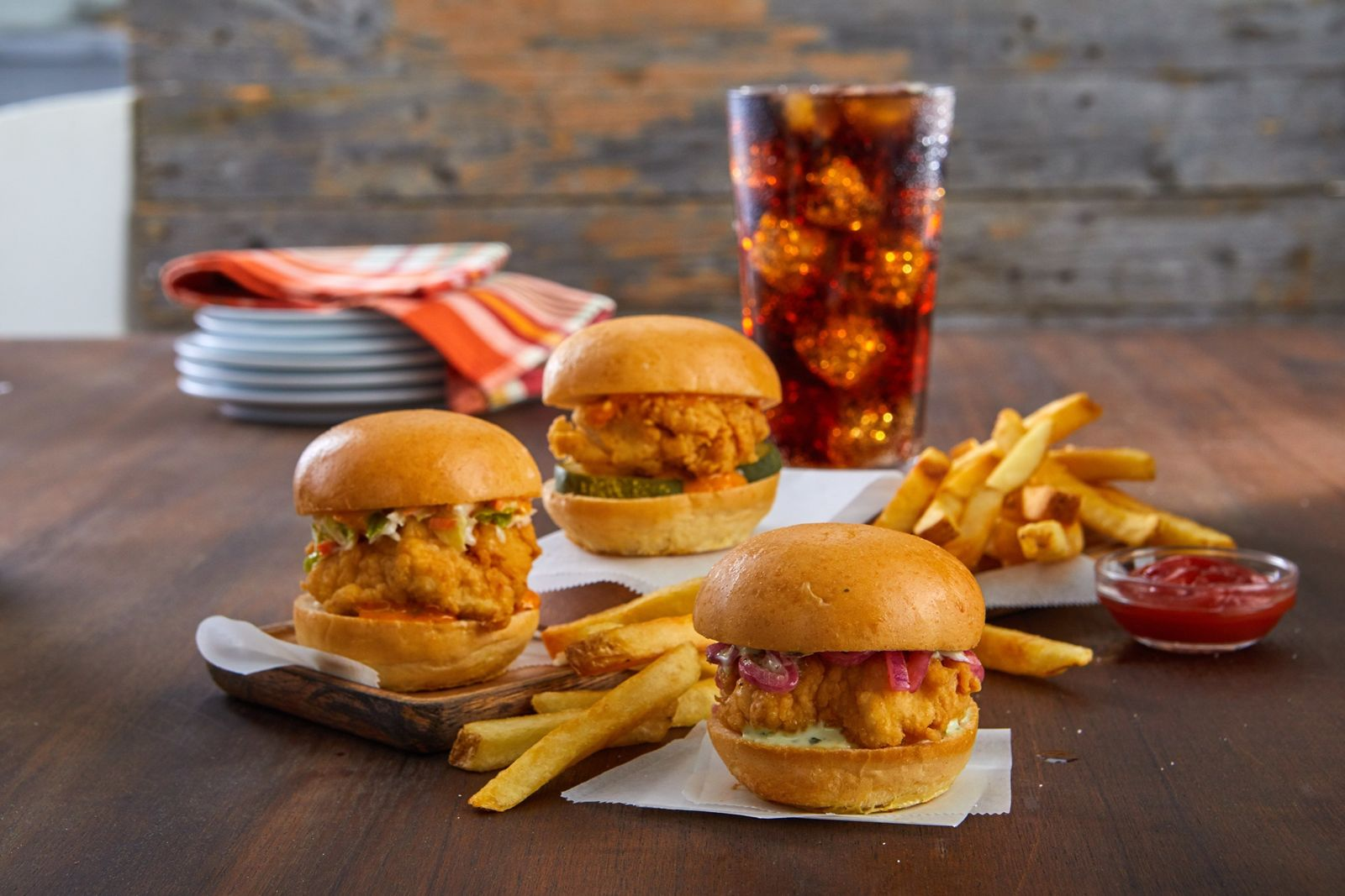 Pollo Tropical Debuts Line Of Chicken Sliders