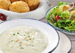 Red Lobster Introduces New Seafood Lover's Lunch Menu Featuring Endless Soup, Salad And Biscuits And Power Bowls