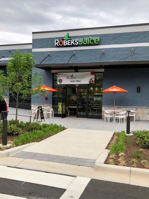 Robeks Opens First Location in Rockville, MD