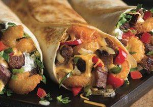Taco John's Adds Three Sirloin Steak Burritos to Signature Menu