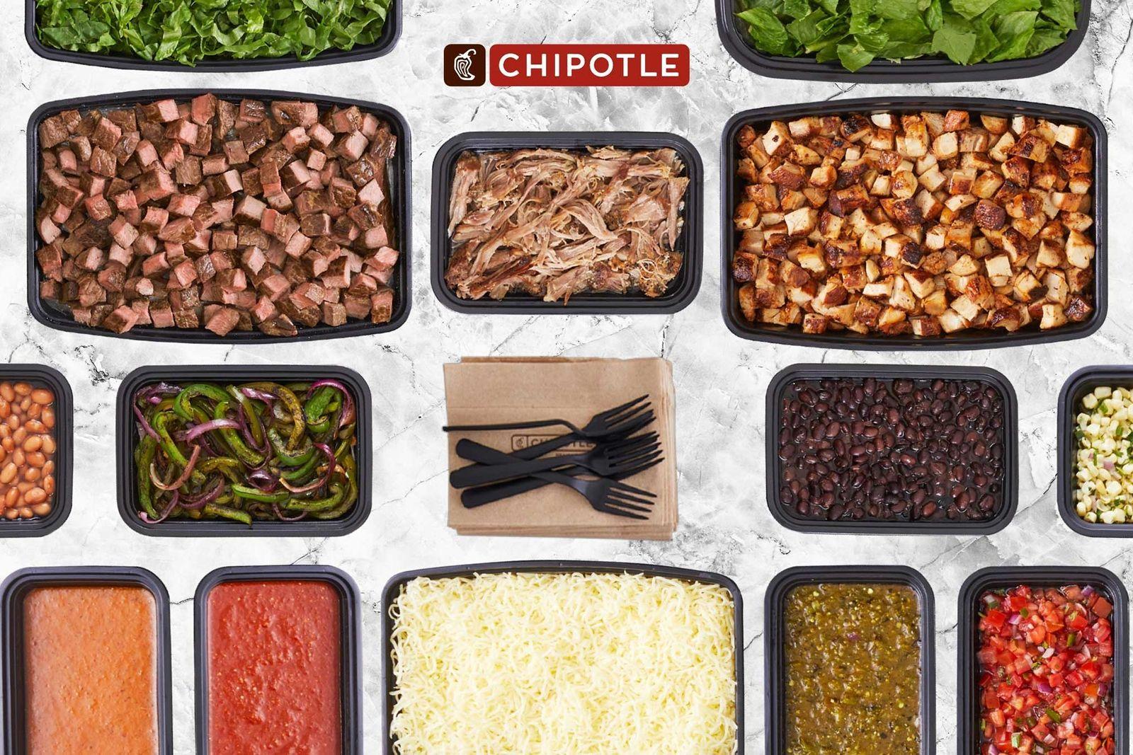 Chipotle Catering Turns Summer Bikini Season into Burrito Season