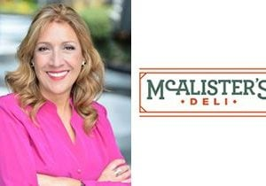 McAlister's Deli Hires New Chief Marketing Officer