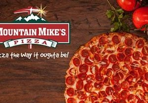 Mountain Mike's Pizza Named a Top Food Franchise by Entrepreneur Magazine