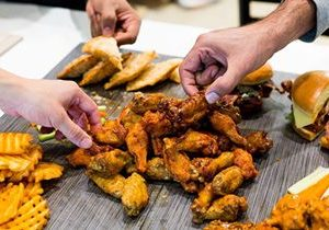Nationwide Chain Atomic Wings Celebrates 30th Anniversary