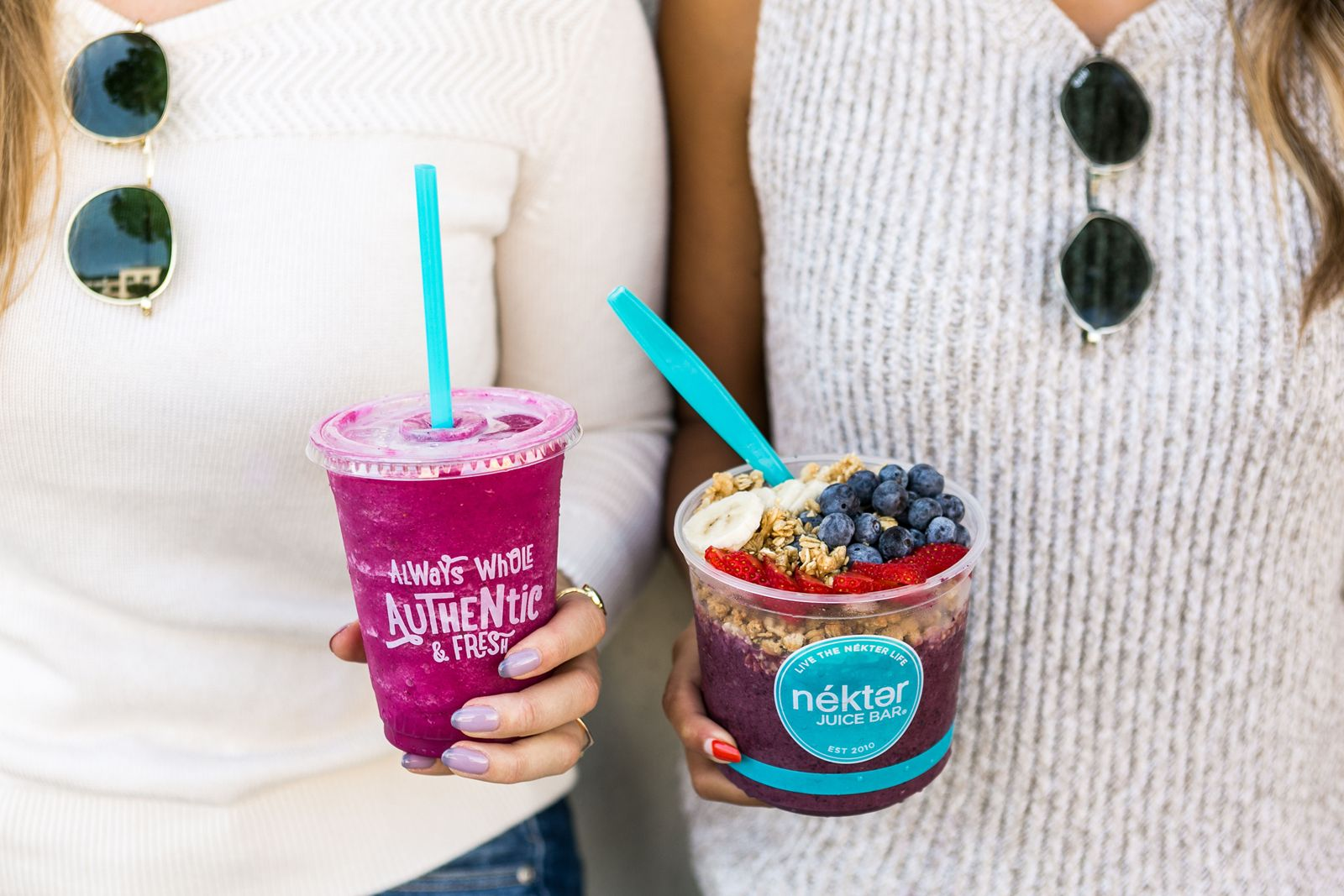 Nékter Juice Bar to Open Second Whole Foods Market Location on June 12, 2019, in Malibu, California