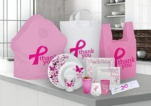 Novolex Announces Pink Product Program to Support Breast Cancer Awareness