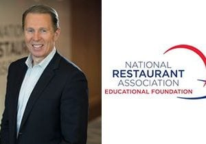 Rob Gifford Named President of National Restaurant Association Educational Foundation