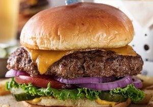 You Get A Burger! You Get A Burger! Everyone Gets A Burger!