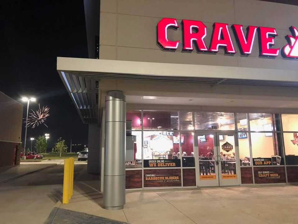 Crave Hot Dogs and BBQ Opens First Self-Serve Beer Location in the State of Texas