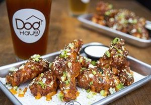 Dog Haus Introduces Chris Oh's Korean Fried Chicken Wings in August for its Chef Collaboration Series