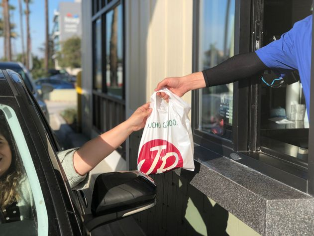 Miguel's Jr Is Giving Fans a Chance to Win $50 on National Drive-Thru Day