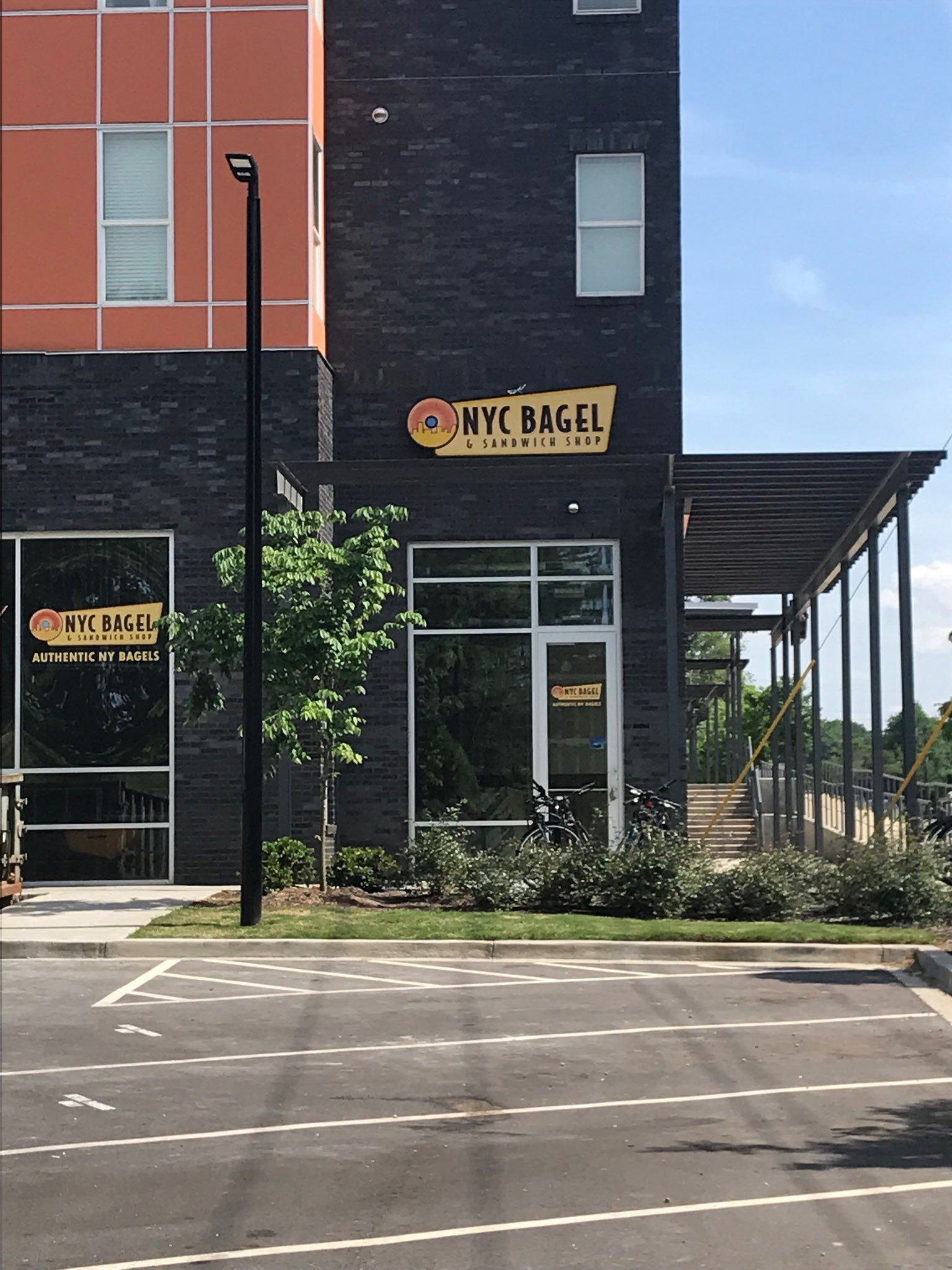 NYC Bagel Franchise Opening Soon at Clemson University