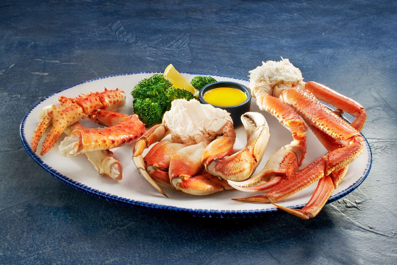 Bairdi Crab is Back at Red Lobster for Crabfest