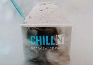 Chill-N Nitrogen Ice Cream Launches National Franchise Program
