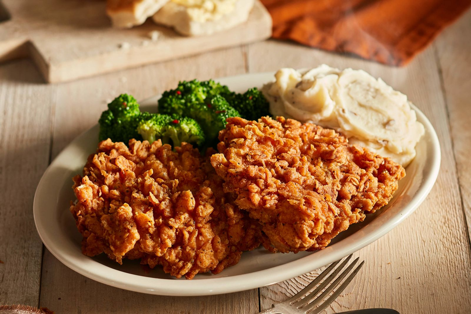 Cracker Barrel Sunday Homestyle Chicken