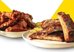 Dickey's Barbecue Pit Changes the Game with New Wings and Ribs Launching this Fall